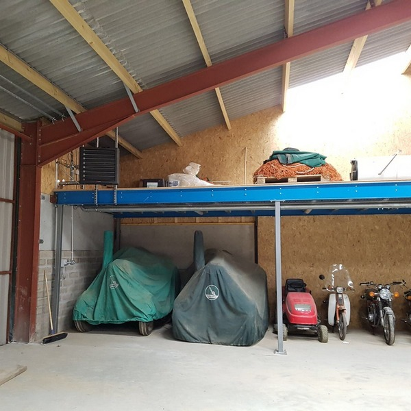 Aerotemper garage