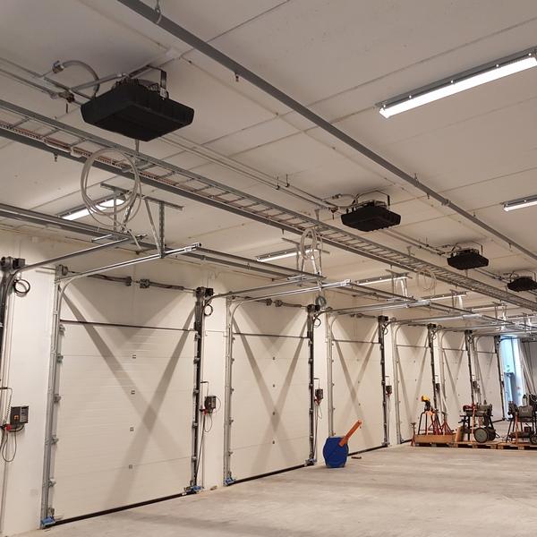 Aerotemper industrilokaler