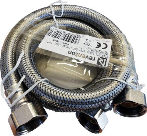 Flexibla slangar till aerotemper, värmefläkt, montering av varmluftsfläkt